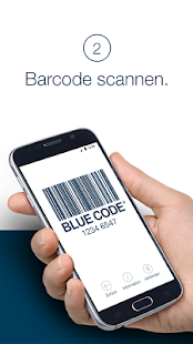 Blue Code – Miniaturansicht des Screenshots