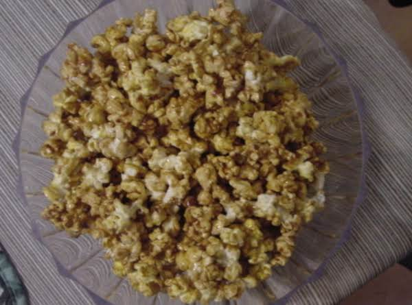 The Best And The Easiest Caramel Corn Ever Recipe