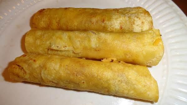 No Bake Enchiladas-add Chili, Cheese Or Enchilada Sauce On Top, If Desired