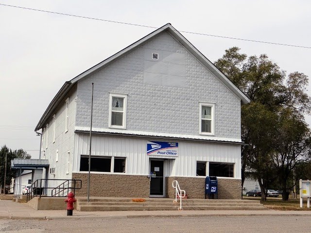 Blunt, SD post office