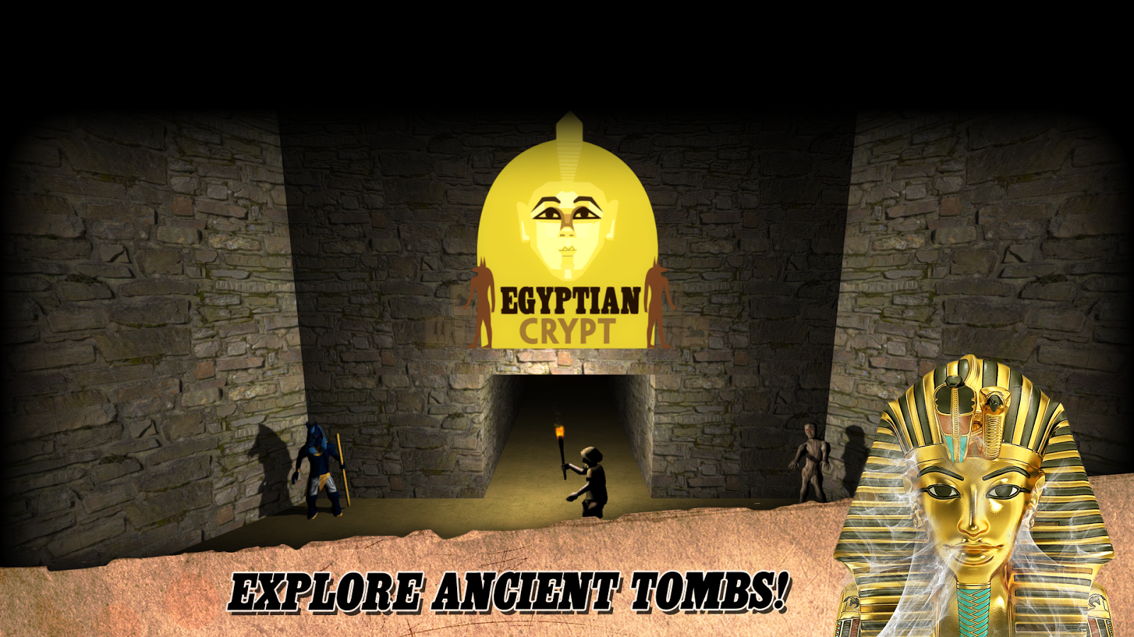 Egyptian Crypt- screenshot