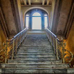 The stairs by Michal Fokt - Uncategorized All Uncategorized ( stairs )