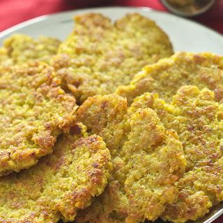 Persian Turkey and Potato Kotlet