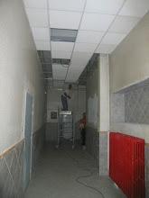 Photo: Réfection couloir Briey (Mrs Rutnowsky et Bourdon)