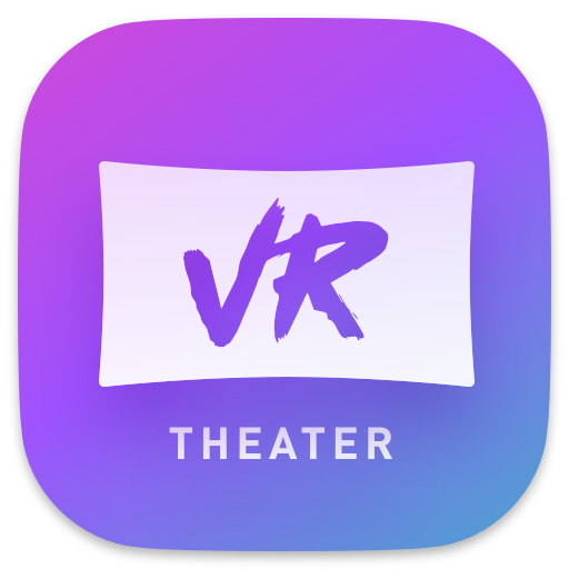 CINEVR social VR movie theater (app)