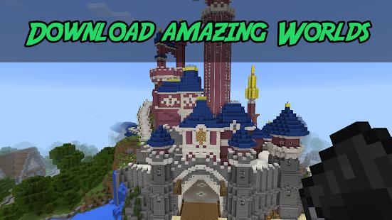 MineTq Maps Und Addons Für Minecraft Pe Apps Bei Google Play - Minecraft maps spielen