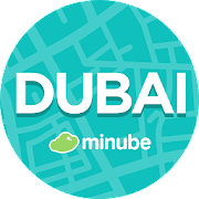 Dubai Travel Guide in English with map