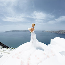 Wedding photographer Eduard Gruzdev (Santorines777). Photo of 18.01.2018