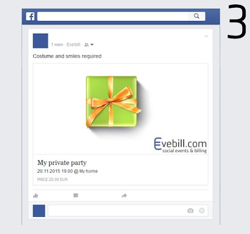 android Evebill Screenshot 2
