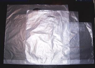 Photo: DKT wklejka hdpe mat 40x30 50x50 60x60x0,045 bezbarw / mrożone , na stanie takze 35x25 45x40 55x60 55x70 mozna inne