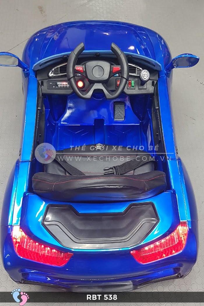 Xe hơi điện đồ chơi trẻ em RBT-538 8