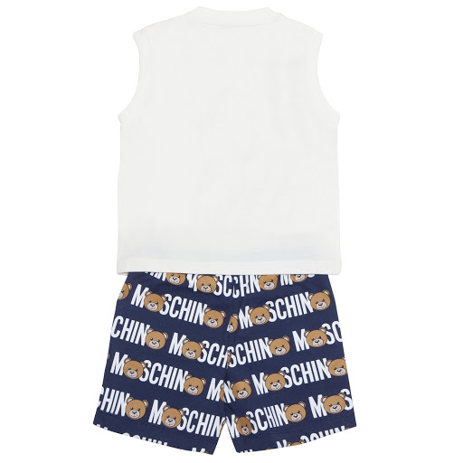 Thumbnail images of Moschino 2 Piece Outfit Set