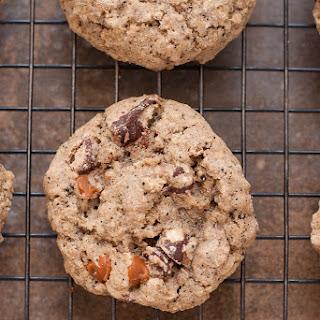 Cinnamon Dolce Oatmeal Cookies.