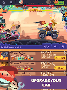Clicker Racing Screenshot