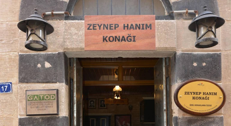 Zeynep Hanim Konagi