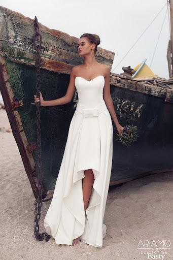 6940088900b860a Платье Basty от Ariamo bridal - 42000 руб., Мэри Трюфель, свадебный салон