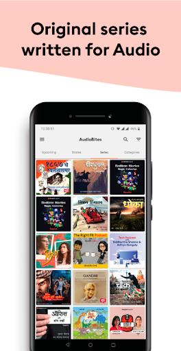 AudioBites by Storytel 0.2.7 screenshots 4