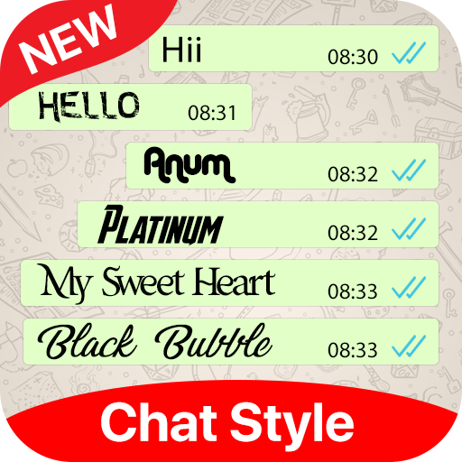 Chat Style For Whatsapp Stylish Font Text Apps Bei