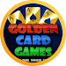 Golden Card Games (Tarneeb - Trix - Solitaire) Icon
