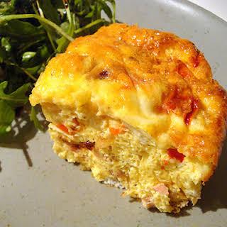 Baked Denver Omelette.