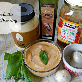 Bruschetta Salad Dressing