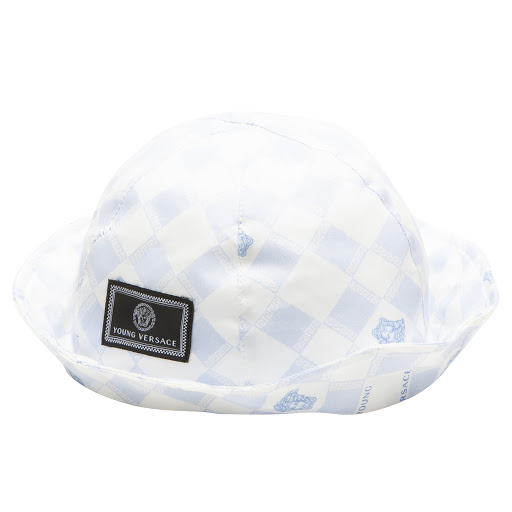 Primary image of Young Versace Baroque Sun Hat