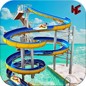 Water Park Slide Adventure Online PC (Windows / MAC)
