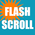 Flash Scroll: Text Scroller icon