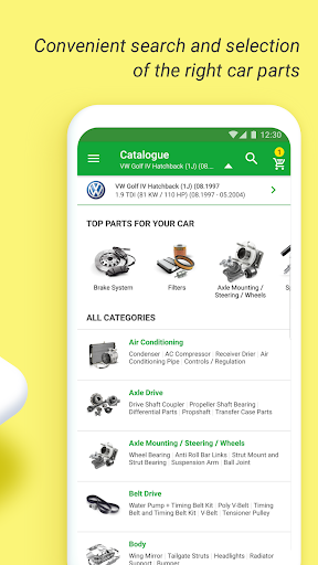 ud83dude98 Buycarparts: auto spares, car parts, tyres, oil  screenshots 3