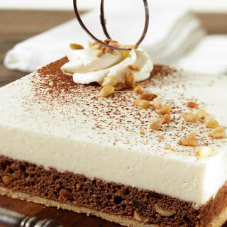 Hazelnut Bavarois Cake