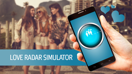 Love radar simulator