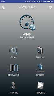 WMS Baca Meter - náhled