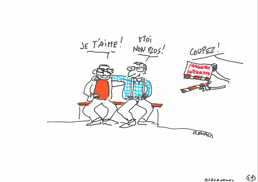 Alexandre & Eugène par Renard