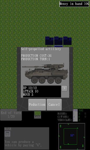 Combat Of Tanks screenshots 4