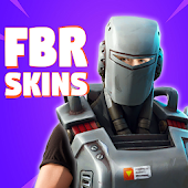 Battle Royale Photo Editor – FBR Skin Stickers Icon