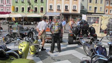 Photo: Hauptplatz in Mondsee