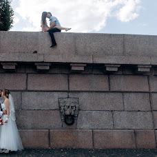 Wedding photographer Roma Akhmedov (aromafotospb). Photo of 14.08.2018