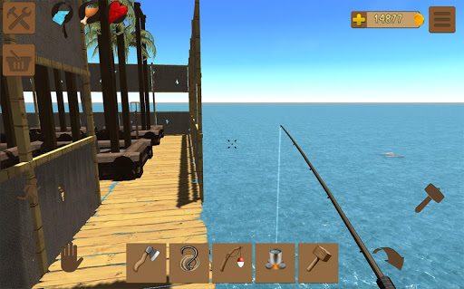 Oceanborn: Survival on Raft 1.5 screenshots 13