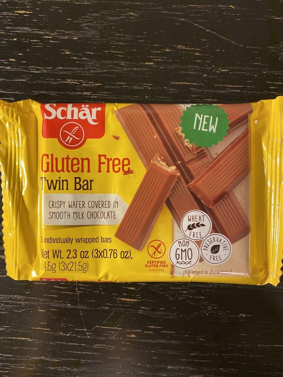 Gluten Free Twin Bar