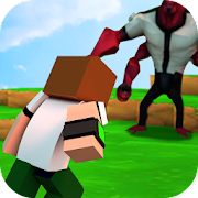 Free Pixel Ben Battle Alien APK for Windows 8