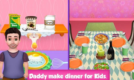 Code Triche Help Daddy Messy Home  - Kids Fun Adventure  APK MOD (Astuce) screenshots 5