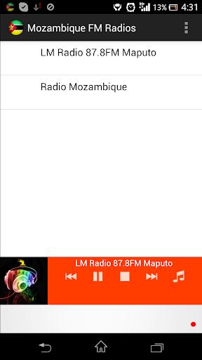 Mozambique FM Radios