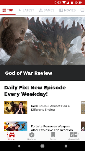 IGN Entertainment - Video Game Guides Reviews News 5.0.12 app download 2