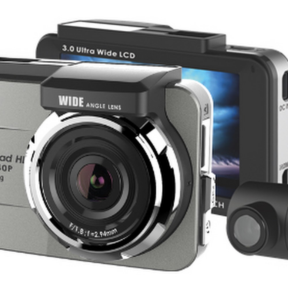 HP f890g + RC2 行車記錄攝影機