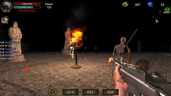 Tomb Hunter Pro
