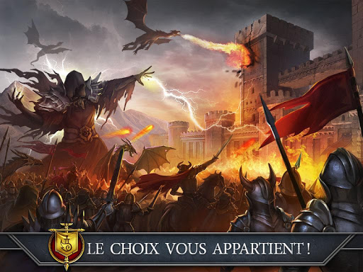 Code Triche Gods and Glory: War for the Throne APK MOD screenshots 5