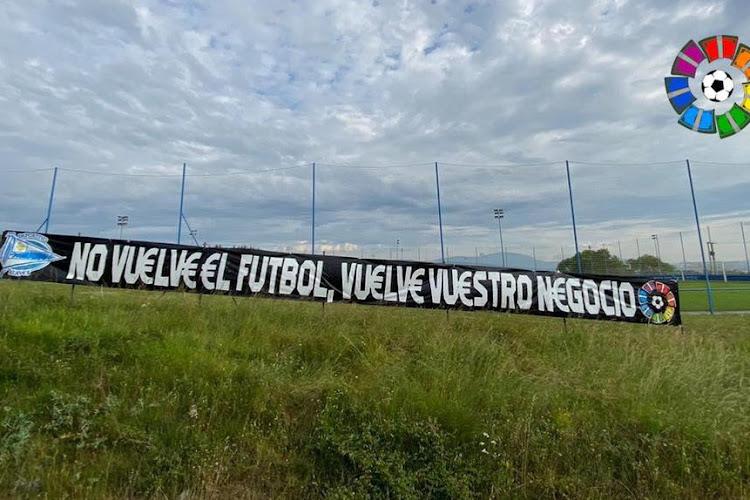 """📷 """"Ce n'est pas le foot qui reprendra en Espagne, mais La Liga et son business"""""""