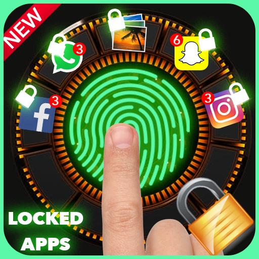 App locker pattern lock screen