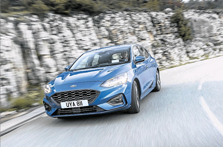 The new Ford Focus will arrive in South Africa in the first quarter of 2019. There are definite hints of BMW and Audi in the design as well as a bit of Korean.