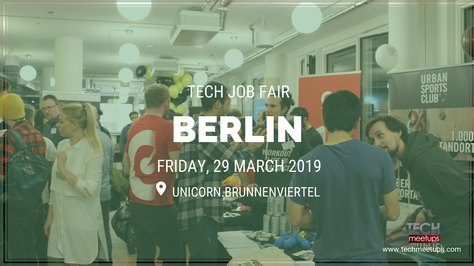 join berlin tech job fair